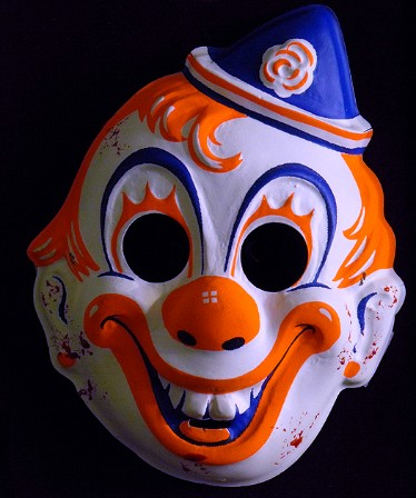 Rob Zombie Halloween Clown Mask.Cryptshow Member Gallery